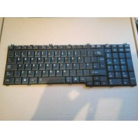 Toshiba Sat Pro P300-1FP MP-06876GB-920 Keyboard UK - Ref: E99