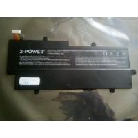 2-Power CBI3482A Lithium Polymer 3060mAh 14.8V rechargeable battery - Ref: J07