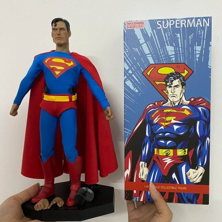 Crazy Toys 1/6th Scale Superman Figure Collectable Model