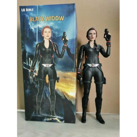 Crazy Toys 1/6th Scale Black Widow Figure Collectable Model
